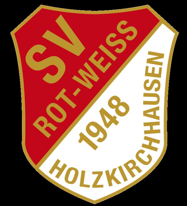 Logo SV Rot-Weiss Holzkirchhausen