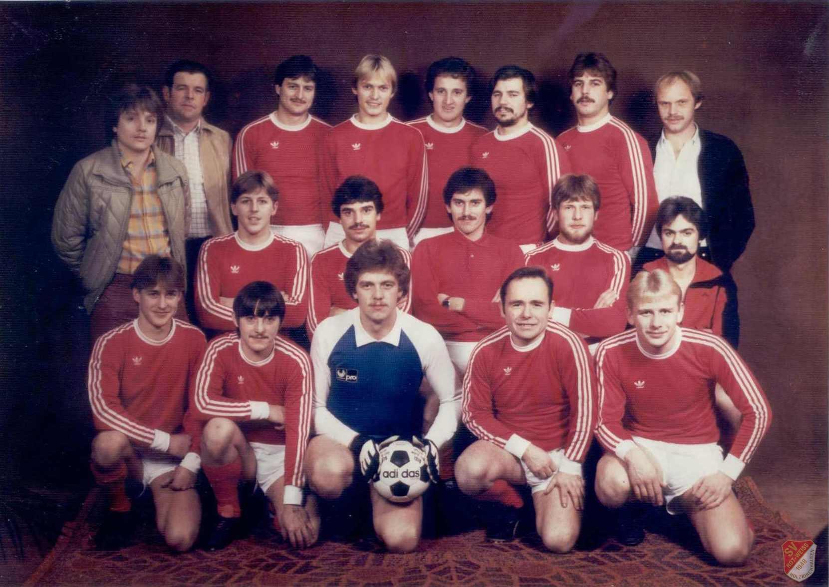 1. Mannschaft 1981