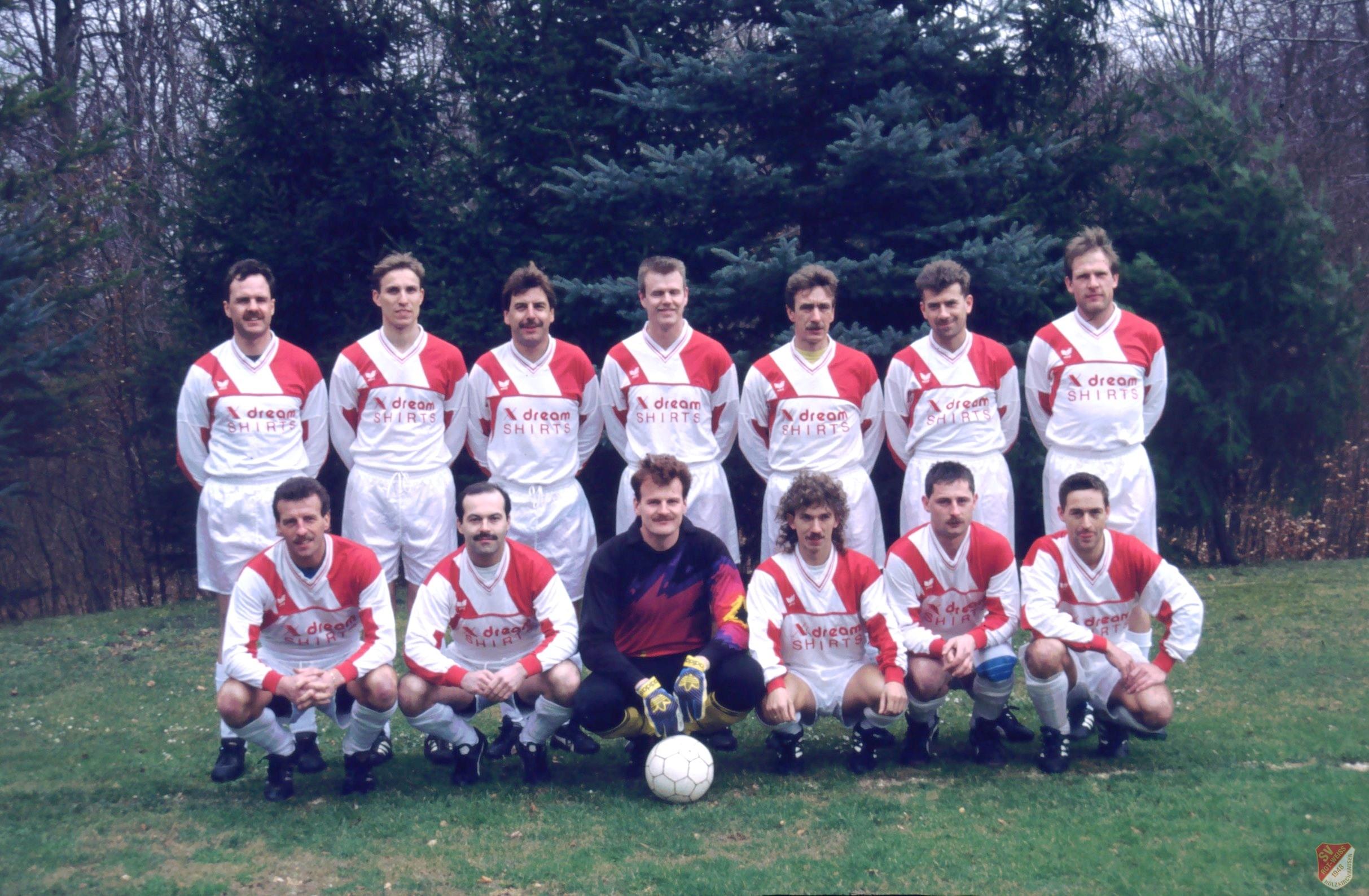 1. Mannschaft 1995