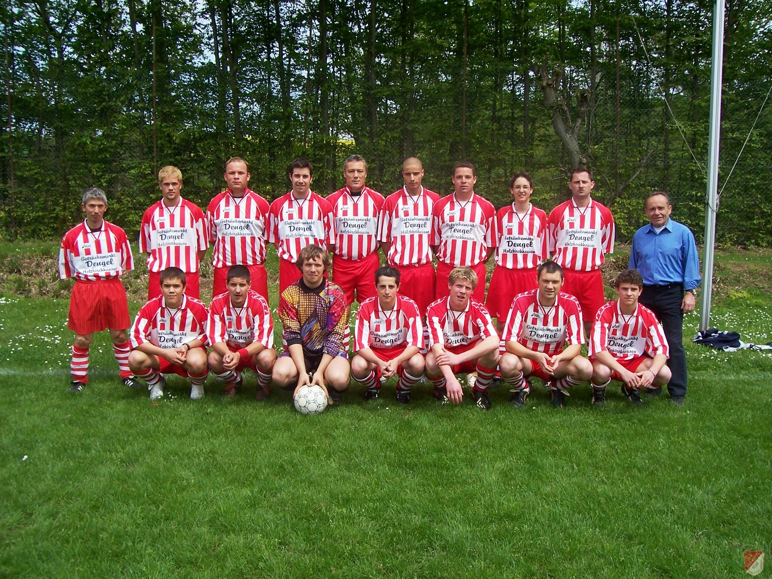 1. Mannschaft 2005