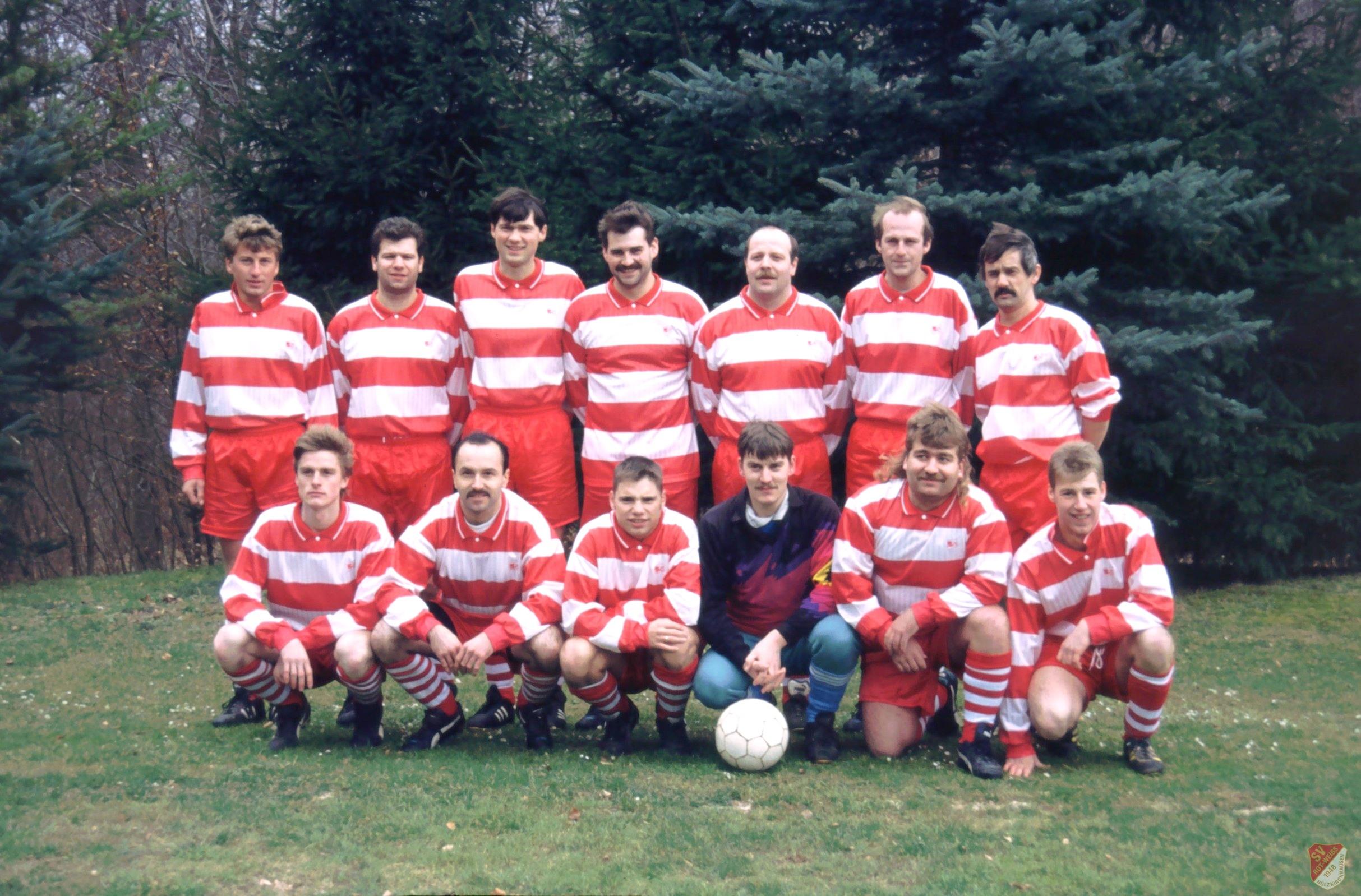 2. Mannschaft 1995