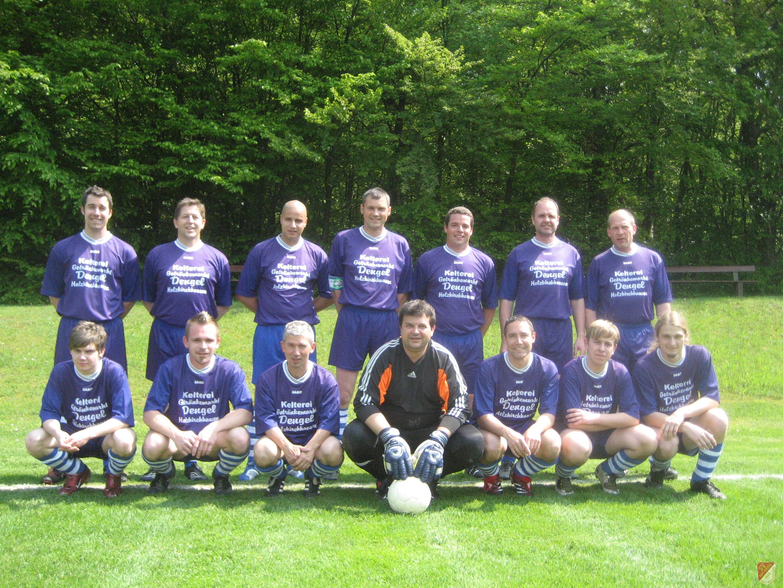 2. Mannschaft 2008