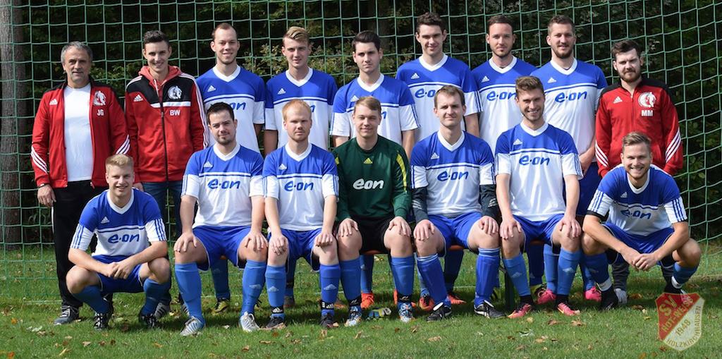 2. Mannschaft 2017