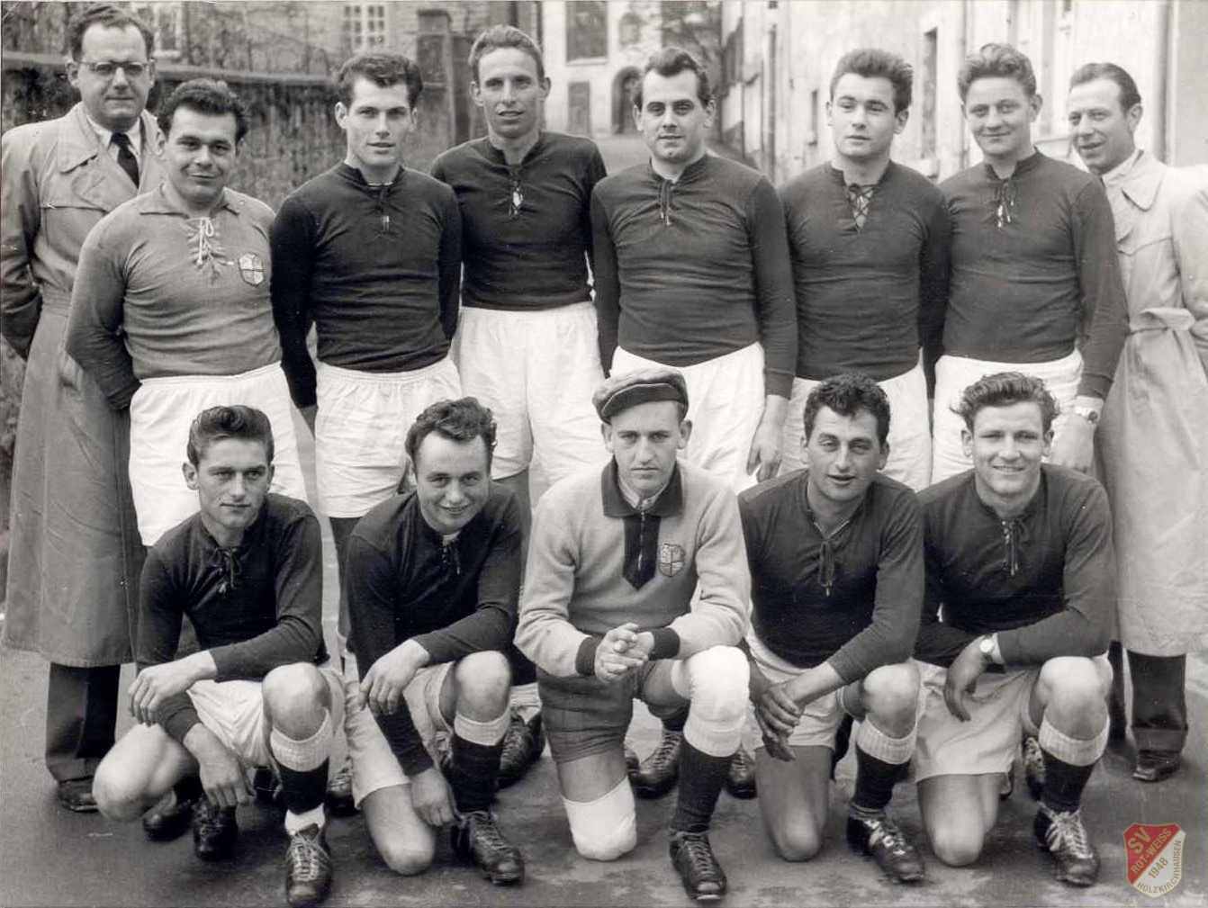 Meistermannschaft 1958