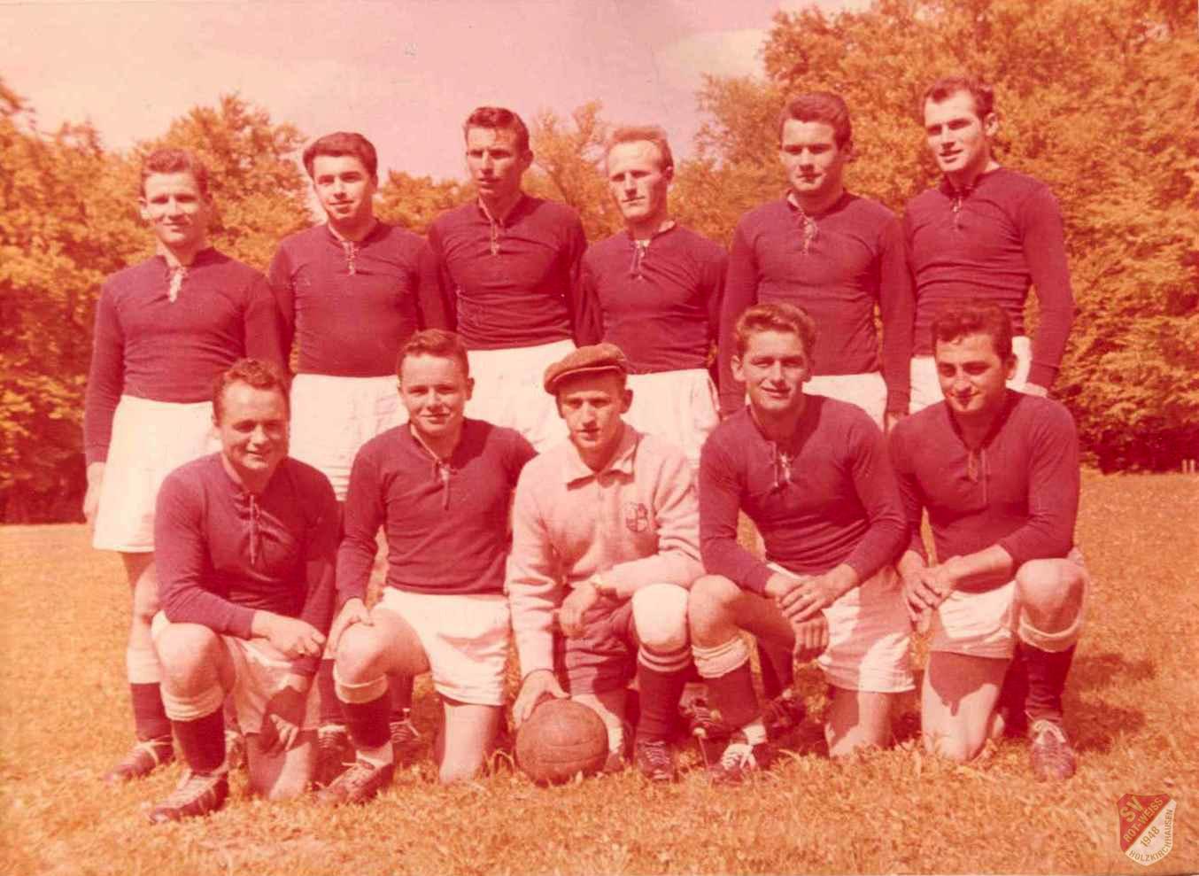 Meistermannschaft 1961