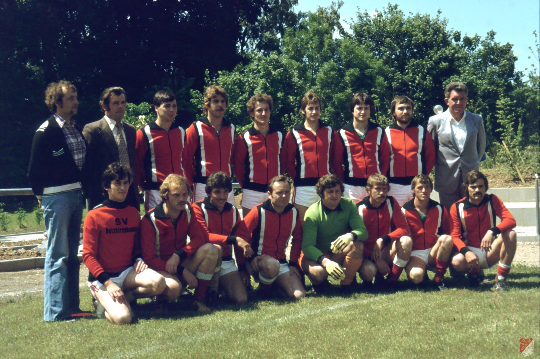 Meistermannschaft 1978