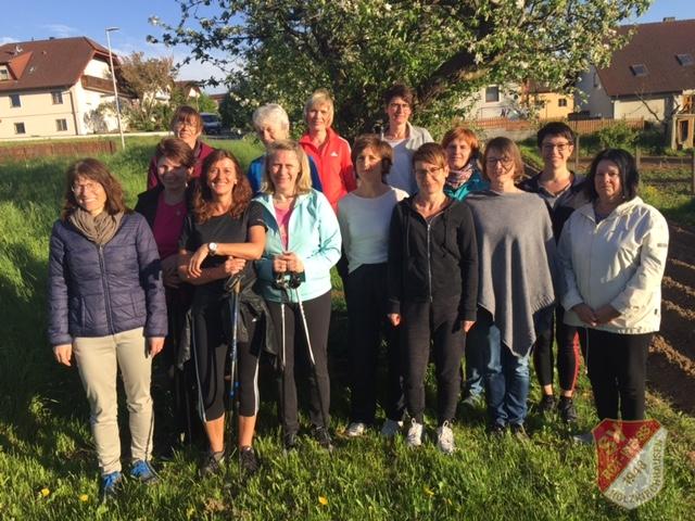 Walkinggruppe 2018